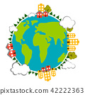 earth, building, planet 42222363