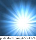 閃爍的 光線 光 42224126