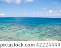 沖繩的海灘夏天 42224444