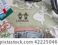 여행지도 - 캐나다 중심 42225046