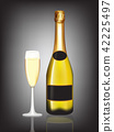alcohol beverage champagne 42225497