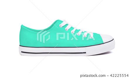 New sneaker shoe - Green 42225554