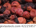 dried plum, sun drying, preserved food 42225857