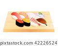 sushi, japanese food, japanese meal 42226524
