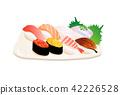 sushi, japanese food, japanese meal 42226528