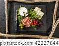 전채 Appetizer platter of liquor in Europe area 42227844