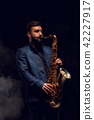 band jazz musician 42227917