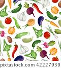 vegetable vector design 42227939