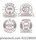 whisky alcohol logo 42228609