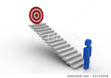Way to success 42229268