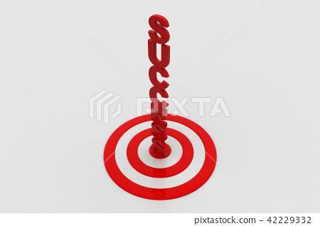 Success concept 42229332