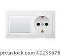 outlet, socket, power 42235676