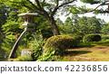 Kanazawa Kenrokuen Kasumigauri Pond 42236856