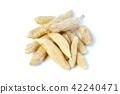 中藥用藥·Janohige Winter(Bakumondo)擴大部分的大麥根·白背側位 42240471