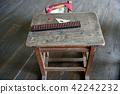 책상 위에 주판 42242232