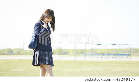 學校女生高中俱樂部活動 42249177