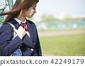 學校女生高中俱樂部活動 42249179