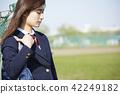 學校女生高中俱樂部活動 42249182