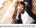 female, lady, woman 42249282
