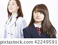 學校女生高中生涯職業 42249591