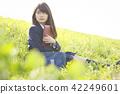 人物 肖像照 肖像 42249601