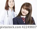 學校女生高中生涯職業 42249607