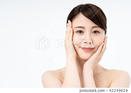 美容肌膚女性美容護膚 42249629