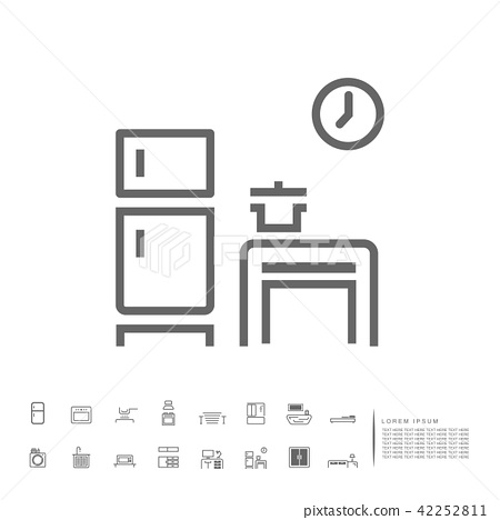 kitchen and household set 42252811