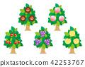 fruit, fruits, wood 42253767