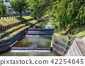Scenery of Shinkawaigawa River 42254645