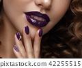 Manicure, nails, make-up 42255515