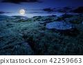 landscape, moon, scenery 42259663