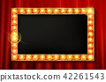 background, bulb, frame 42261543