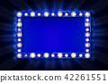 background, bulb, frame 42261551