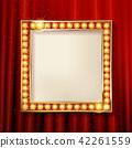 background, bulb, frame 42261559