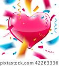 heart, color, frame 42263336