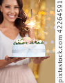 Birthday cake 42264591