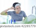 男性臉部護理眉剪 42265770