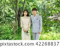 결혼식, 커플, 한국인 42268837