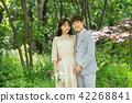 결혼식, 커플, 한국인 42268841