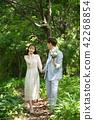 결혼식, 커플, 한국인 42268854