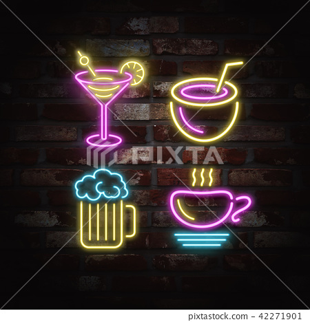 Neon Sign Object 42271901