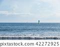 (神奈川县 - 风景)从海岸5看到的相模湾 42272925