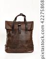 leather bag, briefcase, travel bag, backpack 42275868