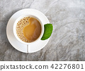 white coffee cup 42276801