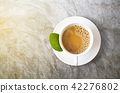 white coffee cup 42276802