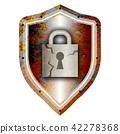 一個盾牌 42278368