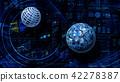 球 地球儀 球體 42278387