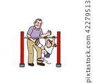爺爺和鐵棒 42279513