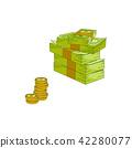เวกเตอร์,เงินตรา,เงิน 42280077
